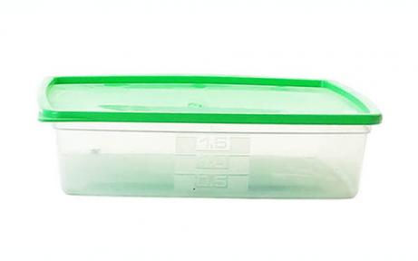 Контейнер пластмассовый 1.5л