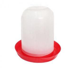 Поилка для птиц пластмассовая 5.0л