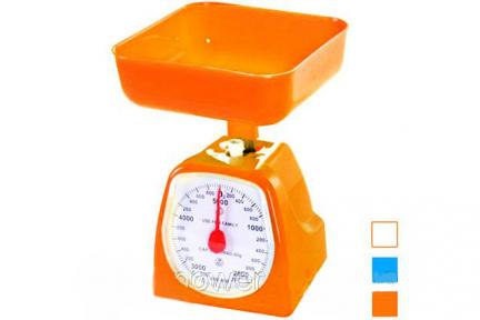 Весы кухонные механические 5.0кг 1654