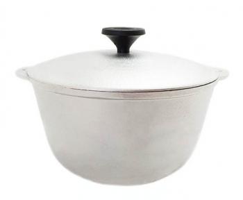 Казан алюминиевый литой 3.0л С