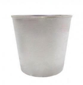 Форма для выпечки кулича алюминиевая литая 2.2л С