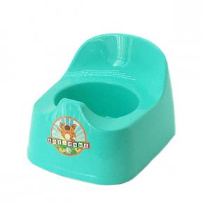 Горшок детский пластмассовый  Малятко  лагуна