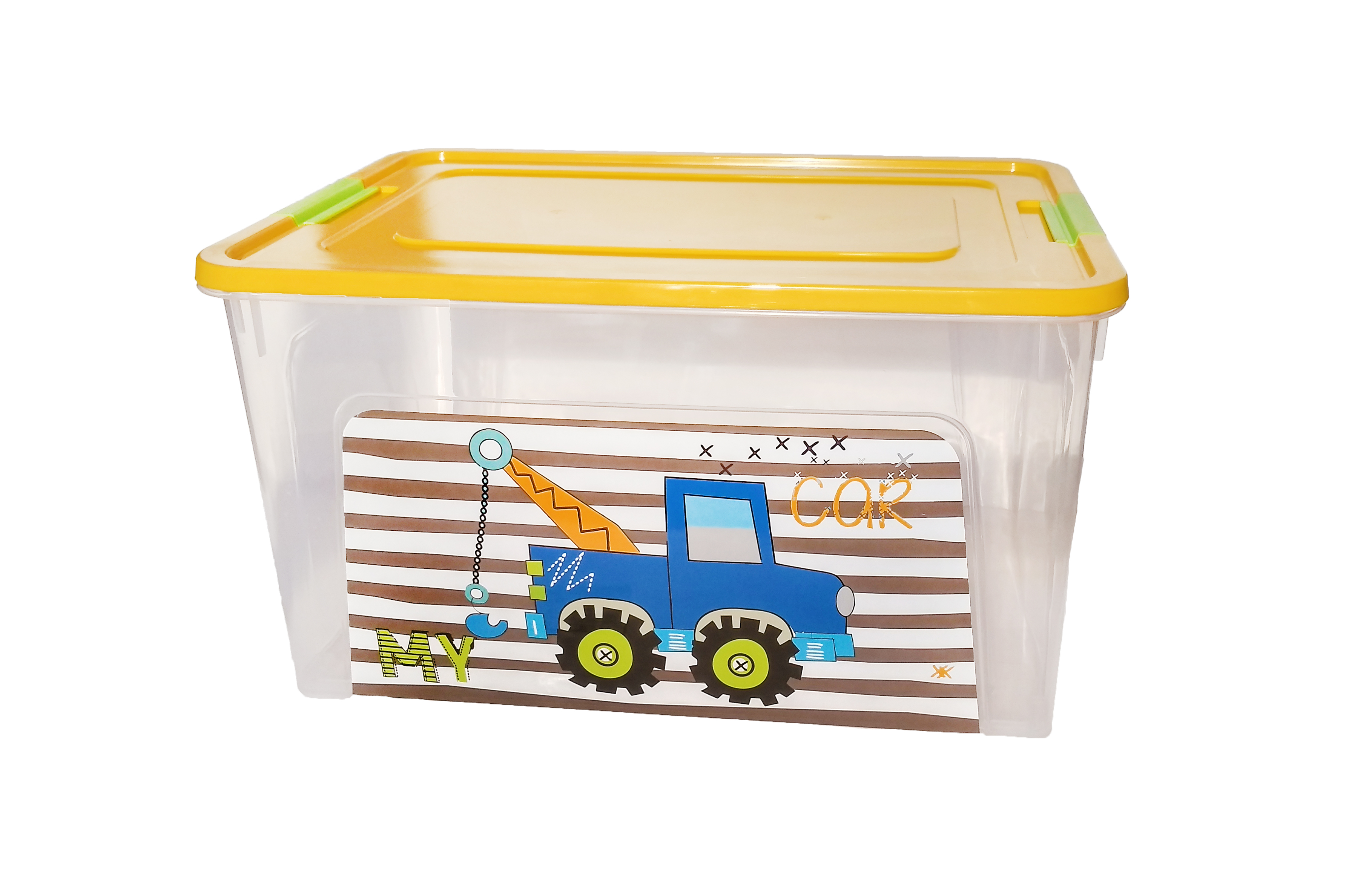 Контейнер пластмассовый Smart Box 27л  My Car