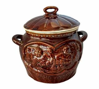 Супник керамический  Козак
