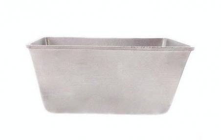 Форма для хлеба алюминиевая литая 600г С