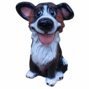 Собака керамическая Джек 27см