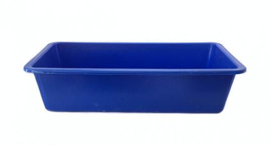 Корыто пластмассовое 55л синее