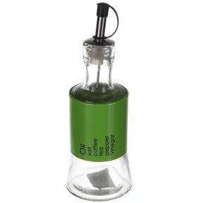Бутылка для масла стеклянная 320мл 952