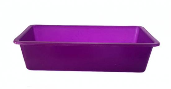Корыто пластмассовое 55л фиолетовое