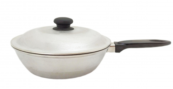 Сковорода алюминиевая литая 180 мм П