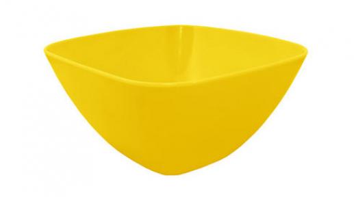 Салатница пластмассовая 120х120мм 0.25л