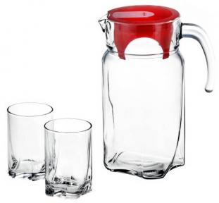 Кувшин + 6 стаканов  Kosem  97415