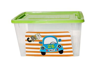 Контейнер пластмассовый Smart Box 3.5л My Car