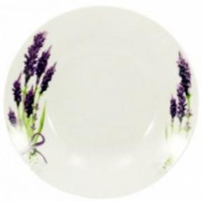 Тарелка керамическая Лаванда №7  17-062