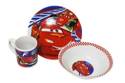 Набор детский керамический 3 предмета