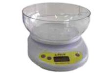 Весы кух. электронные с чашей 5.0кг 1656 А-Плюс
