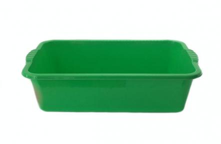 Корыто 20л пластмассовое зеленое