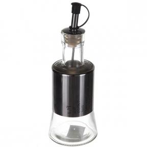 Бутылка для масла стеклянная 0.2л 953