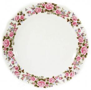 Тарелка керамическая Полевые цветы №7  5169